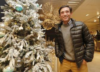"Marcelino: ""In Valencia, people stop to thank me on the street"""