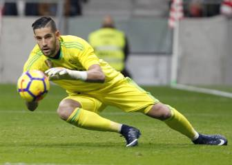 Deportivo on standby, waiting for Kiko Casilla's decision