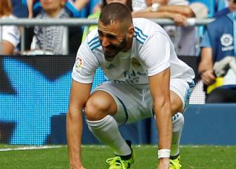 Benzema mystery: the striker returns injured from holiday