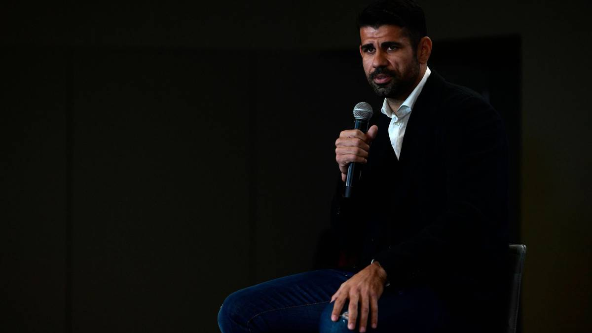 "Diego Costa: ""I have a good understanding with Torres and Griezmann"""