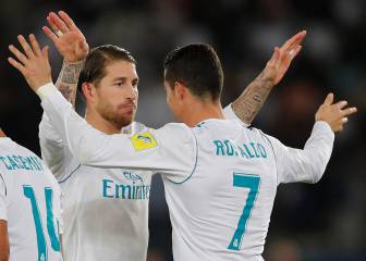 Zidane leaves Cristiano, Ramos, Marcelo and Kroos out for Copa
