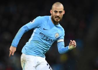 Man City's David Silva explains absence for personal reasons