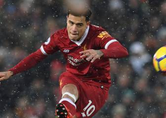 Liverpool are now open to negotiate for Philippe Coutinho