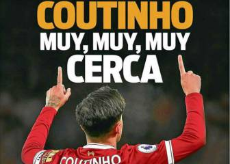 Barça target Philippe Coutinho dominates the Catalan press