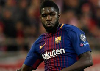 Barcelona's Samuel Umtiti to Manchester City is