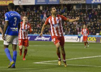 Costa scores on Atleti debut: gets studmarks, has first spat...