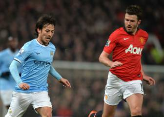 Michael Carrick shows class with message to David Silva