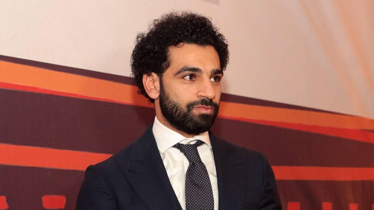 El egipcio Mohamed Salah es el mejor futbolista de África - AS Chile