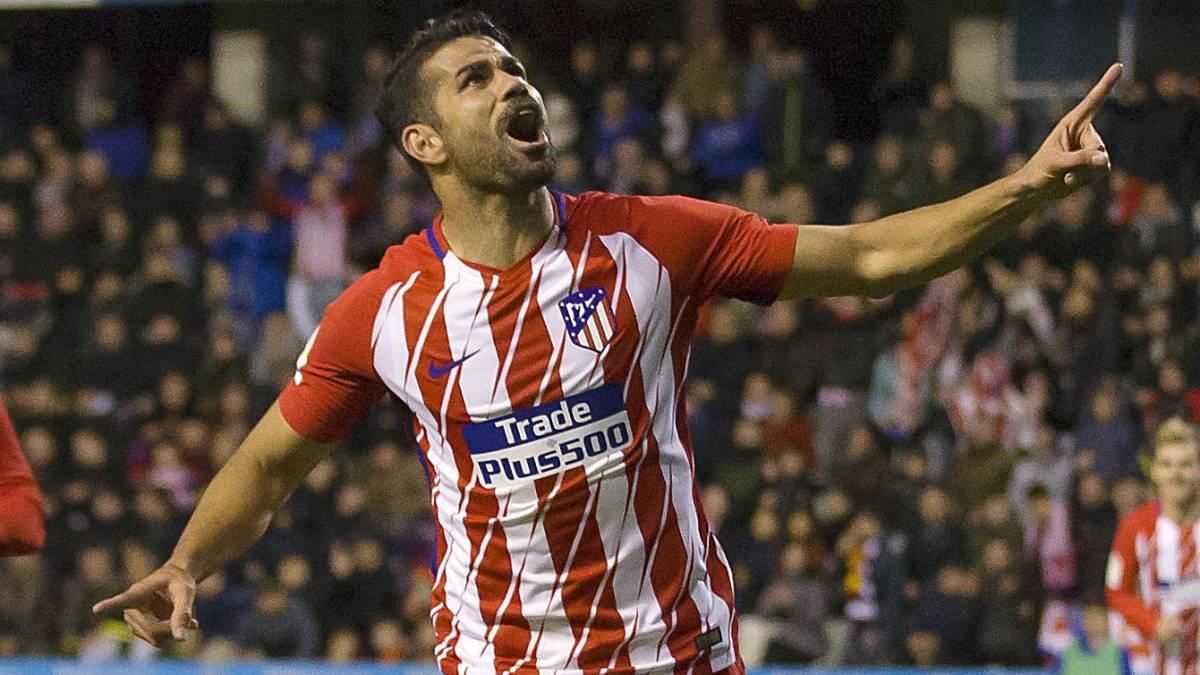 Atletico Madrid Contra Getafe Vivo