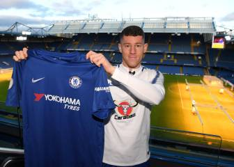 El Chelsea ficha a Ross Barkley hasta 2021