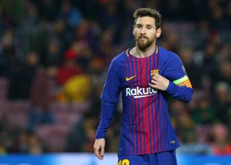 Barca reject idea of Messi clause in case of Catalan independence