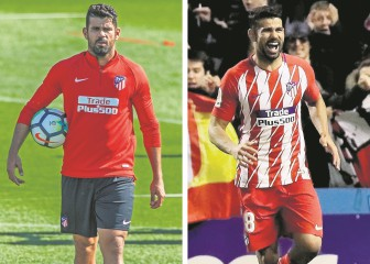 Diego Costa's metamorphosis