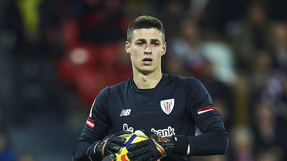 Kepa passes medical ahead of Real Madrid transfer