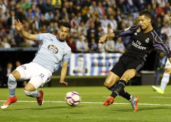 Ronaldo's record against Celta spells danger at Balaídos