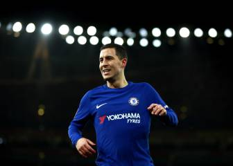 Madrid have made contact with Eden Hazard's agents - reports