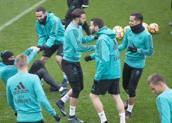Ceballos, Llorente left out of Real squad for Celta clash