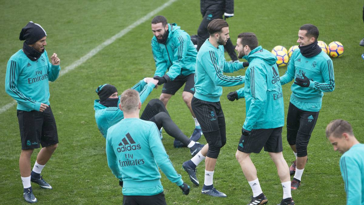 Celta-Real Madrid: No Ceballos, Llorente in Zidane's squad