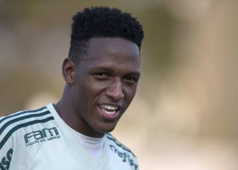 Yerry Mina deal is done; he will arrive in Barcelona tomorrow
