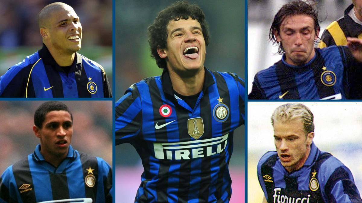 El Inter, un club especialista en desprenderse de cracks