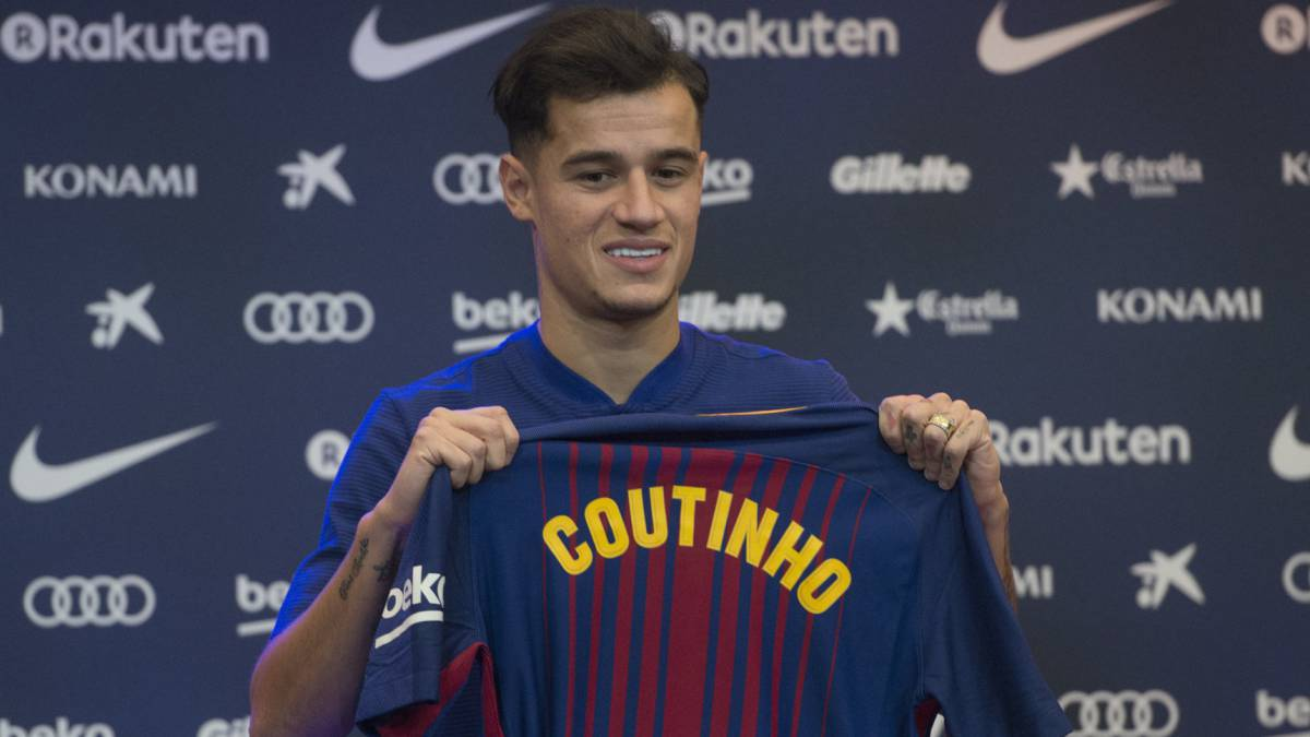 How the €40 million in variables will be paid for Coutinho