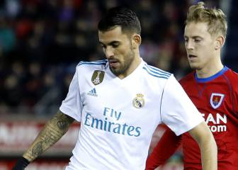 Betis thwarted in Ceballos loan move but keen on Achraf