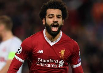 Real Madrid eye Salah in response to Coutinho signing