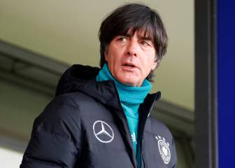Löw tipped to take over as Real Madrid coach if Zidane sacked