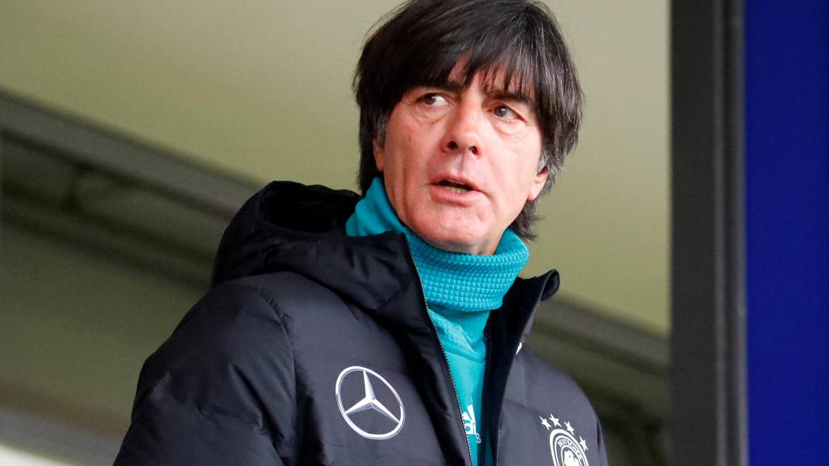 Real Madrid: Löw tipped to take over as coach if Zidane sacked