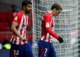 Diego Costa: Atlético appeal against red card thrown out