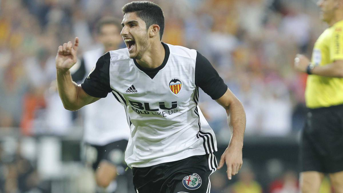 Guedes: Real Madrid eyeing Valencia's on-loan PSG winger