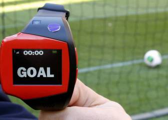 French league suspend goal-line technology after