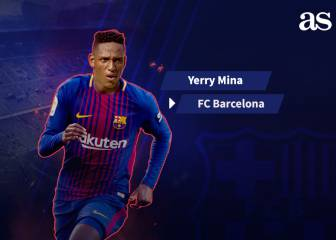 Yerry Mina a Barça player after Palmeiras agree terms