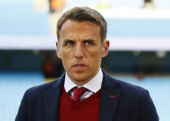 Phil Neville in the frame to take over as England women's coach