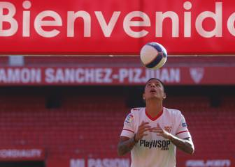 Sevilla new boy Arana: