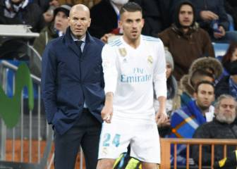 Zidane leaves out Ceballos for the visit of Villarreal