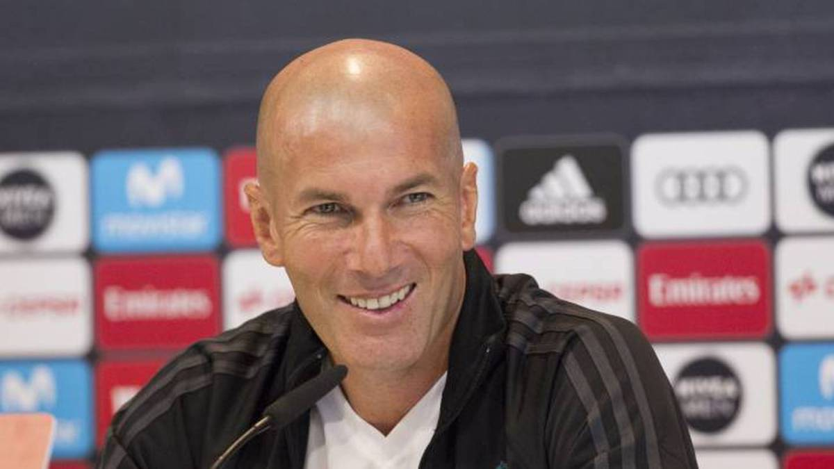 Zidane: 'I'm tired of hearing everything is bad at Real Madrid...'