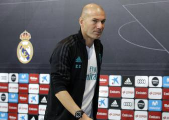 Juventus favour Zinedine Zidane as replacement for Allegri