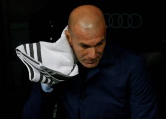 Zidane: 'We don't deserve this defeat, there's no explanation'