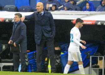Zidane's Isco substitution tactic overused and ineffective