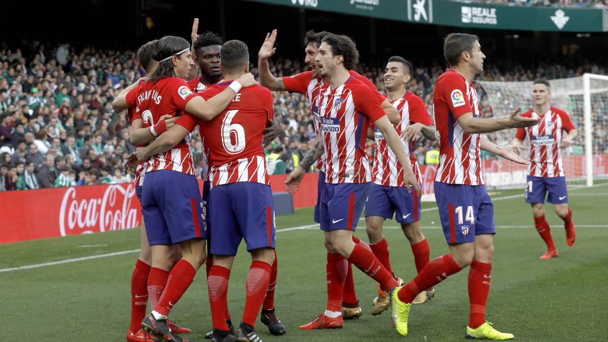 Todo sobre el Atlético de Madrid - Magazine cover