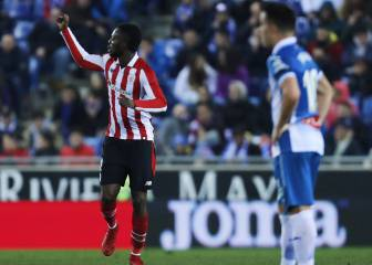 Gerard Moreno y Williams firman un empate de cantera