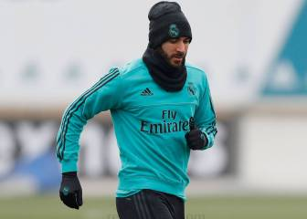 Karim Benzema to return with worst numbers in Real Madrid career
