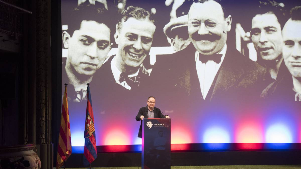 The story of Barça founder Joan Gamper, a football pioneer