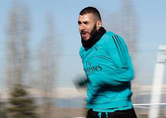Benzema in line for return in Copa clash against Leganés