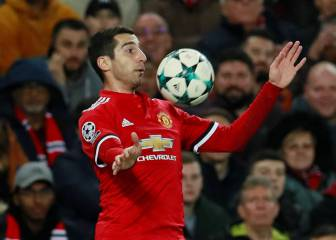 El United no fichará a Alexis si Mkhitaryan no va al Arsenal