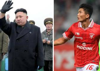 Juventus eyeing North Korean sensation Han Kwang-song