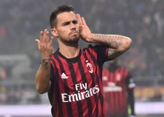 Atlético keen to bring AC Milan's Suso back to LaLiga