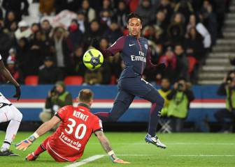 Neymar's five four-goal hauls