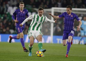 Real Madrid, Barcelona eyeing Real Betis midfielder Fabián