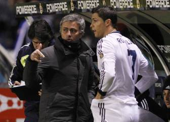 Mourinho green lights Cristiano Ronaldo's Man Utd return
